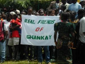 amici di Ghankay