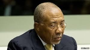 Charles Taylor ex signore della guerra liberiano