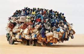 camion carico