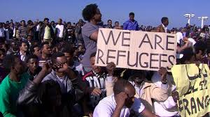 we are refugees