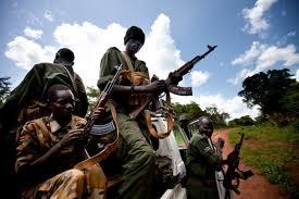 miliziani armati