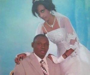meriam il giorno del matrimonio