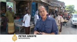 P Greste da Mogadiscio