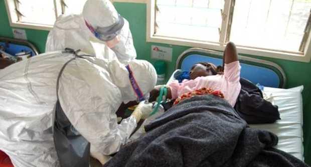 INFERMIERI virus-ebola