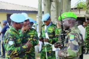 militari UA e ONU