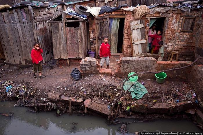 Antananarivo Slum 1
