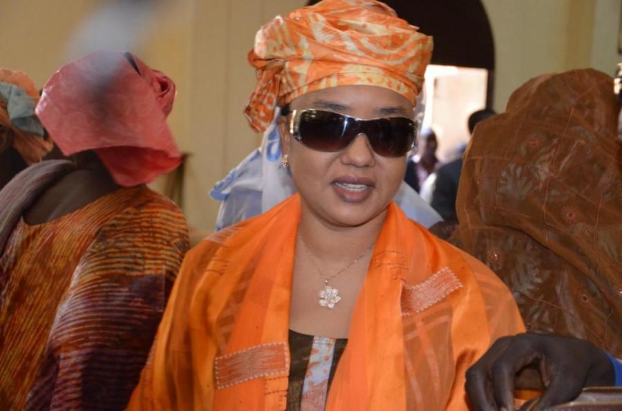 Hazida Amadou
