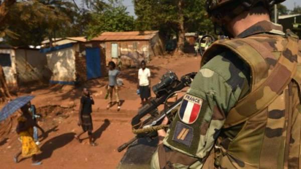 Risultati immagini per truppe francesi in Africa immagini