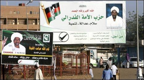 Votazioni in sudan per eleggere il presidente e il for Votazioni parlamento