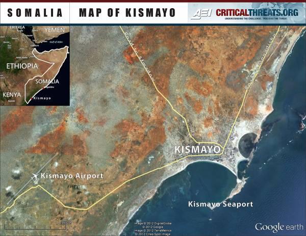 Kisimayo map 600