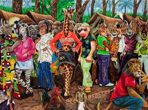 Arte congolese