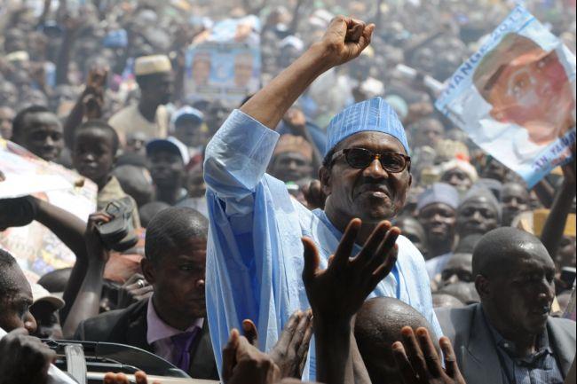 General-Muhammadu-Buhari-Wins