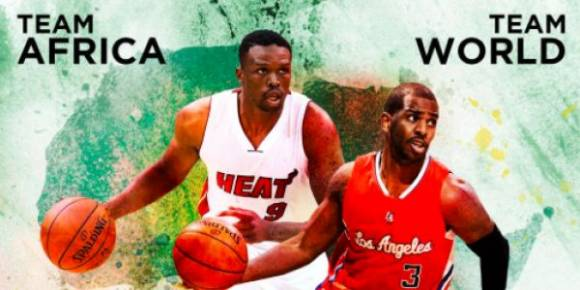POSTER NBA 580.Africa