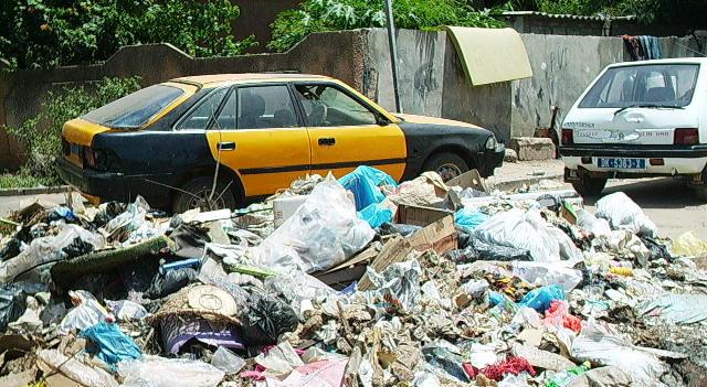 sporcizia Dakar