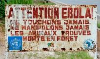 cartello Ebola