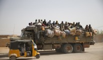 Camion migranti