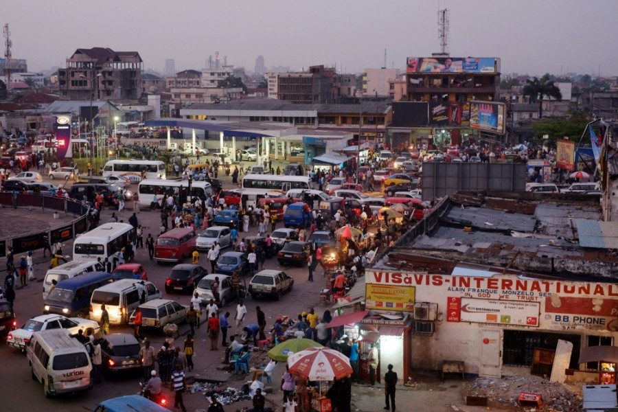 Kinshasa is booming - ready or not