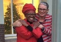 Mpho Tutu e Marceline Van Furth