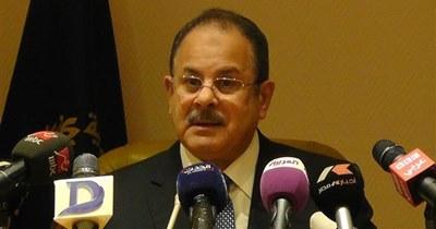 Magdy Abdel Ghafar, ministro degli Interni egiziano