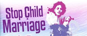 Stop Child Marriage