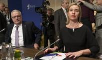 Federica Mogherini, alto rappresentante dell'Unione per gli affari esteri e la politica di sicurezza