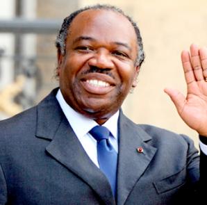 Ali Bongo Ondimba, presidente del Gabon