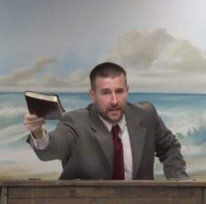 Steve Anderson, pastore USA anti-gay