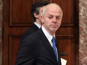 Lapo Pistelli, ex-sottosegretario agli esteri, oggi vicepresidente dell'ENI