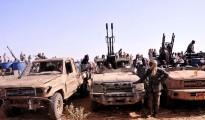 Le milizie del Rapid Support Forces sono ben equipaggiate da fuoristrada sui quali è montato un cannoncino o una mitragliatrice pesante