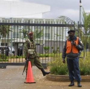 L'attuale ambasciata americana a Nairobi