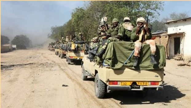 mercenari in Centrafrica