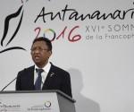 Hery Rajaonarimampianina, presidente del Madagascar