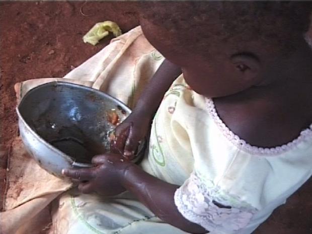 Carestia nel nord-est della Nigeria