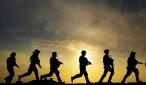 Esercitazione congiunta  Truppe britanniche e sierraleonesi nella giungla