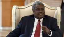 ex ministro degli Esteri ciadiano,Moussa Faki Mahamt,eletto presidente della Commissione dell'UA