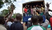 Prigionieri liberati in Burundi
