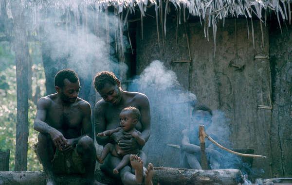 Pigmei - Courtesy © Salome/Survival International