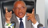 Jumanne Meghembe, ministro per il Turismo della Tanzania