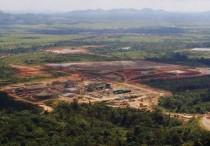 Miniera d'oro della Banro a Namoya, nel Congo-K