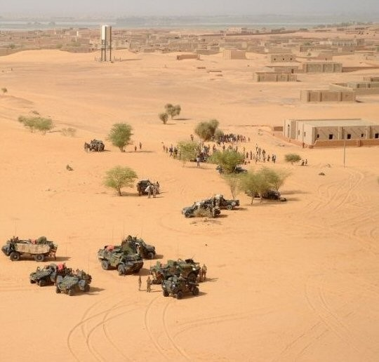 Operazione Barkhane nel Sahel