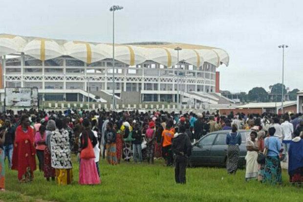Stadio di Lusaka, Zambia