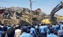 La discarica Koshe ad Addis Abeba