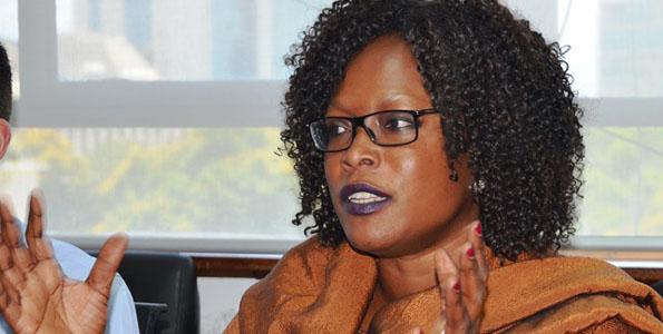 Awa Dapo, capo dell'UNDP in Tanzania