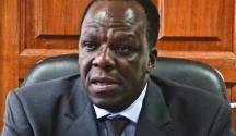 Wycliffe Oparanya Governatore della Contea di Kakamega e vice leader del partito ODM di Raila Odinga