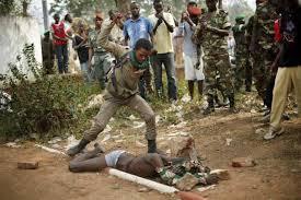 violenza nella Repubblica centrafricana