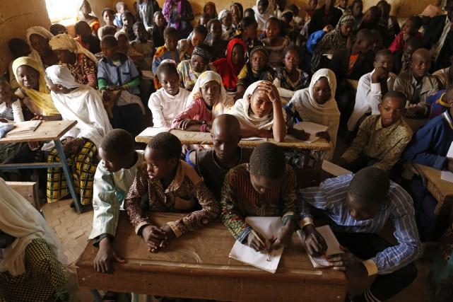 Scolari in Mali