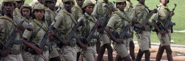Militari eritrei