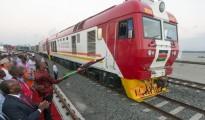 Treno a scartamento standard