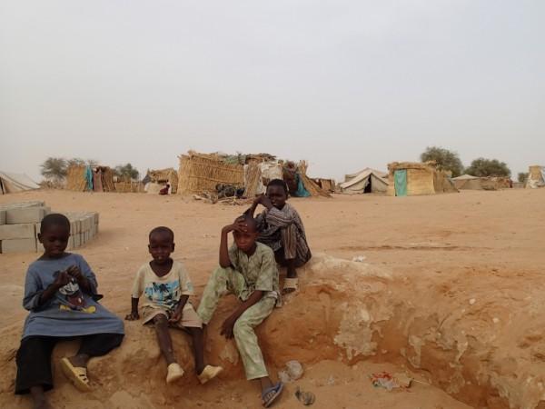 Displaced children in Diffa (credit EU/ECHO - Jean De Estrange-Flrickr)