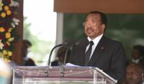 Paul Biya, presidente del Camerun